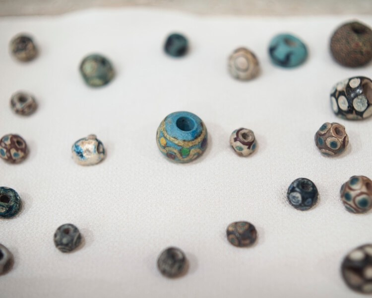 Glass Beads Gallery